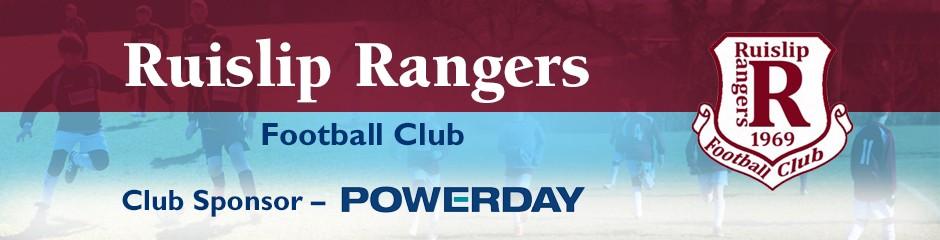 Ruislip Rangers Football Club