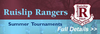 Details of our 2015 Summer Tournaments